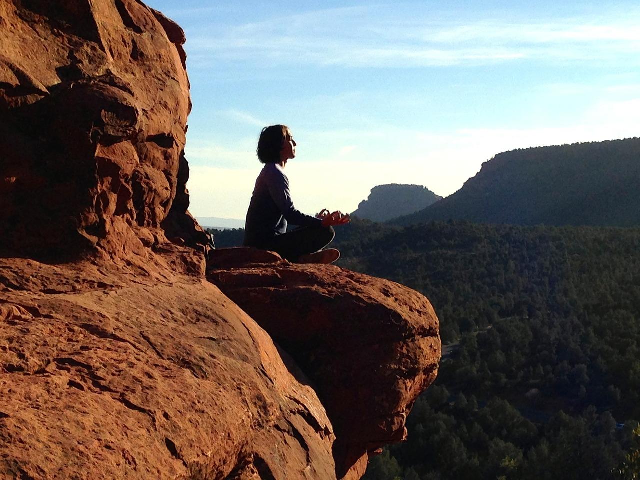 Hur man mediterar hemma