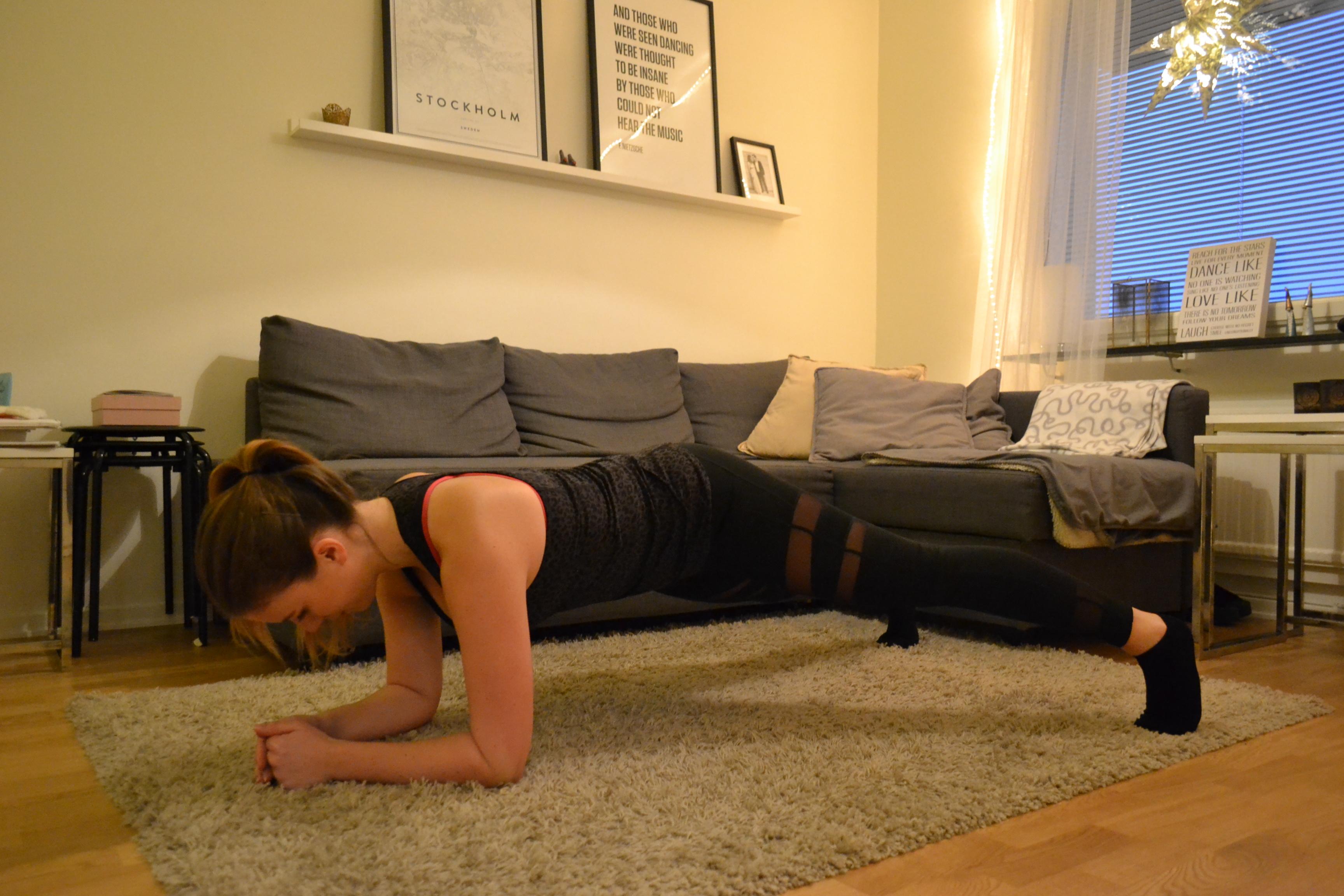 Planka steg ut