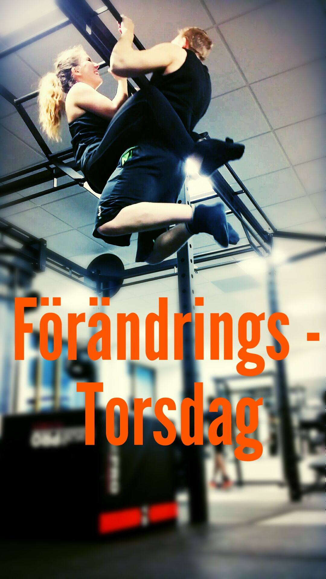 Förändrings-Torsdag: Clean it up!