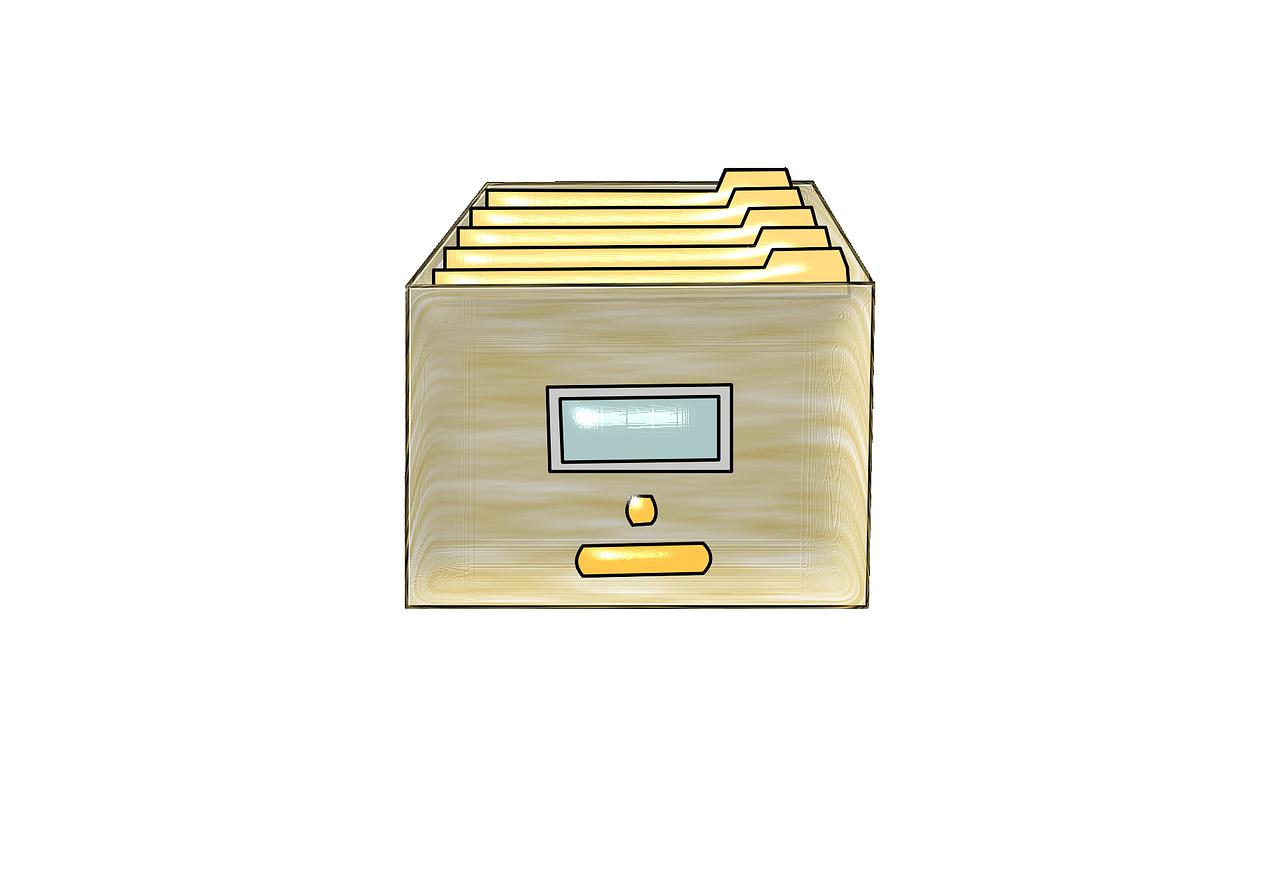 Arkiv med redskap för livsfusk