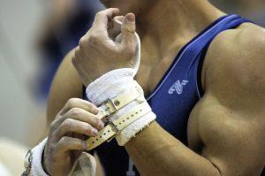 Gymnast kropp
