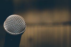 Mikrofon för sång