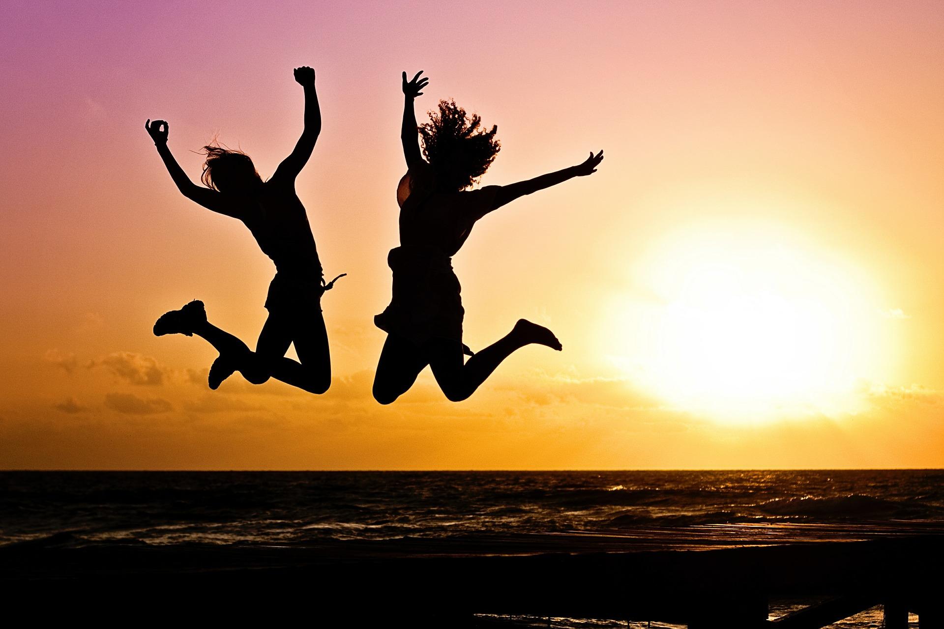 Lär dig bli Lycklig! Små saker för Stor Lycka!