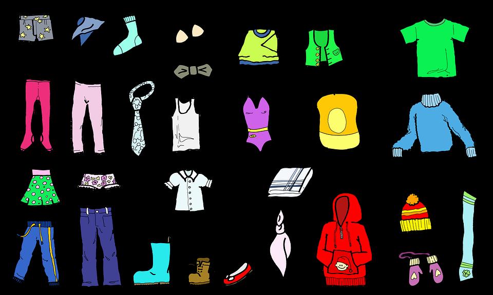 Att träna hemma betyder att du kan klä dig hur du vill