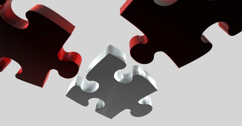 Träna hjärnan och koppla ihop puzzelbitarna för utveckling