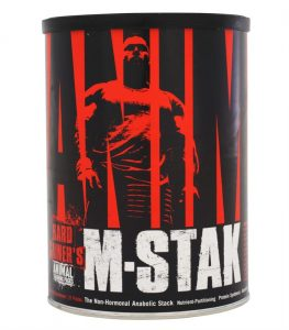 Pre-workout animal m stak