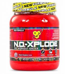 Pre-workout NO-Xplode