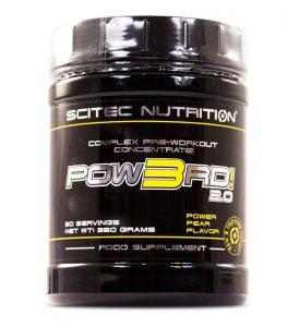 Pre-workout pow3rd