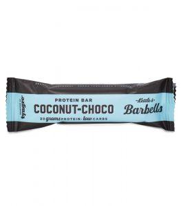 Barbells Coconut-Choco